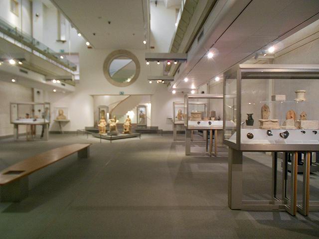 Sala del Museo Termas de Diocleciano