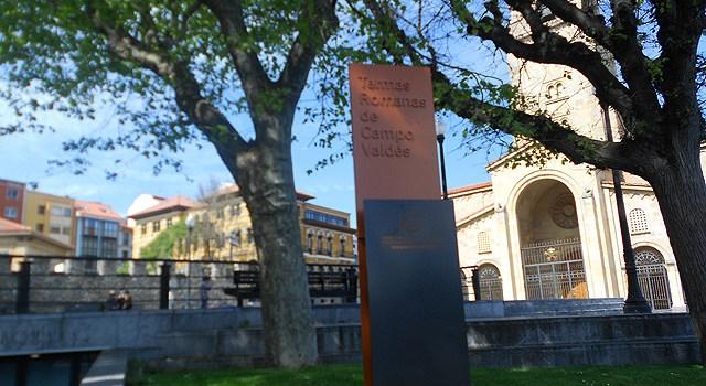 Termas de Campo Valdés, la vida romana en Gijón