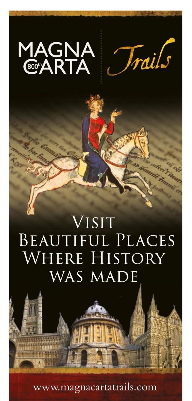 Carta Magna póster Banco Imágenes Sección Prensa Visit Britain