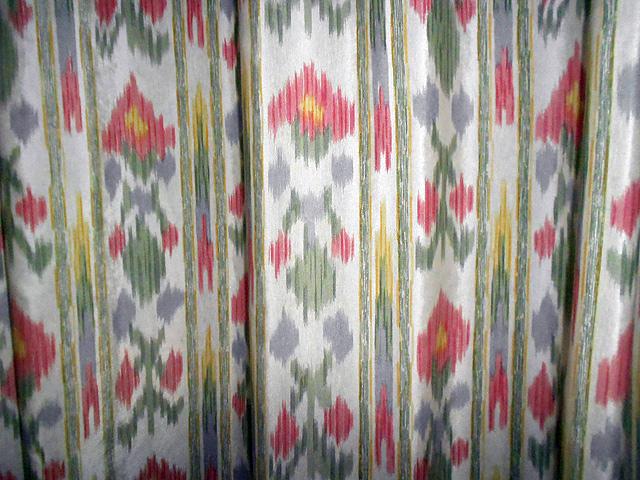 Tela o Roba de Llengos parte de una cortina