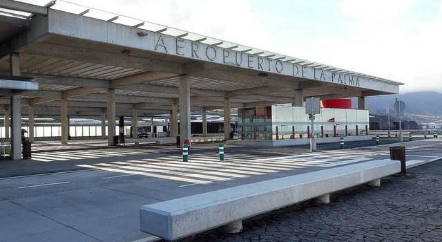 Datos prácticos del Aeropuerto de La Palma