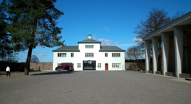 Visita a Sachsenhausen, campo de trabajo nazi y prisión comunista en Berlín