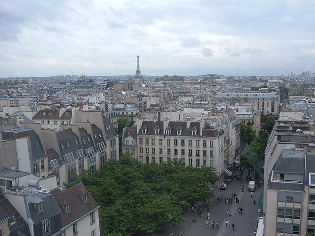 Busca tu hotel en París bien comunicado con el centro y/o aeropuerto que llegues