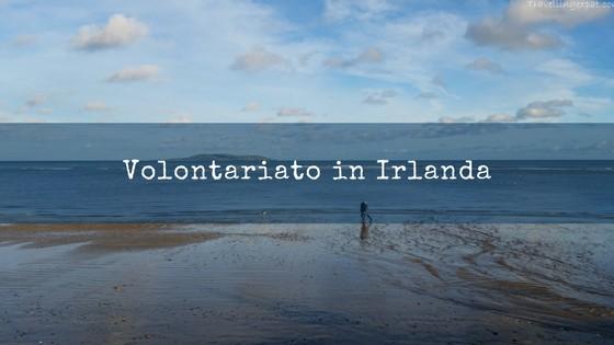 Volontariato in Irlanda