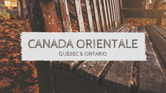 Canada orientale (Québec e Ontario)