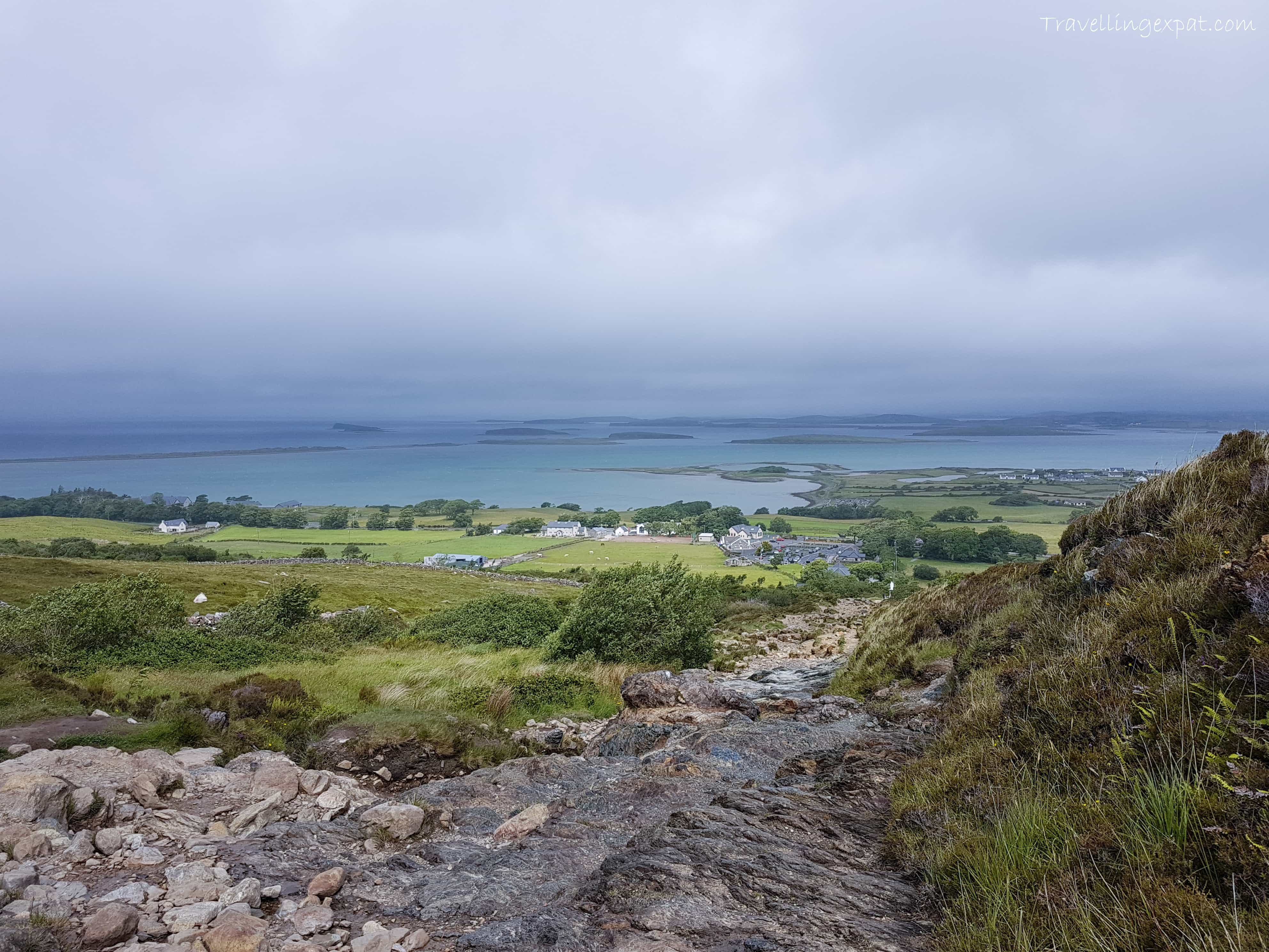 Camminare in Irlanda