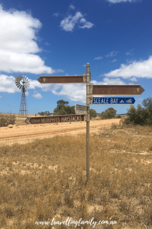 Calca, South Australia -Travelling Family