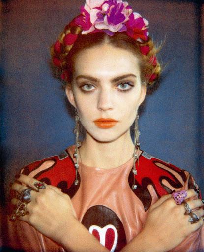 Latest Hairstyle Frida Kahlo Hairstyle Inspiring Photos Of