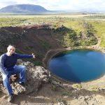 Kerið Crater Lake Iceland