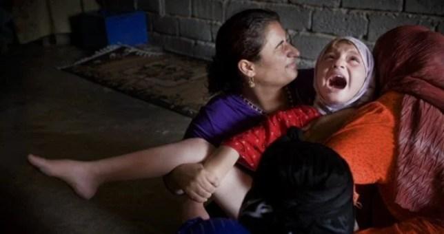 victim of female genital mutilation