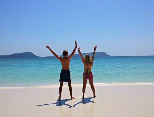 koh rong, paradise island
