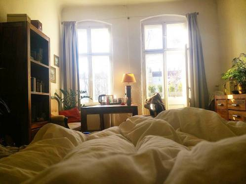 city break berlin, airbnb
