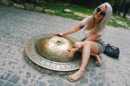 golden navel things to do in Lviv