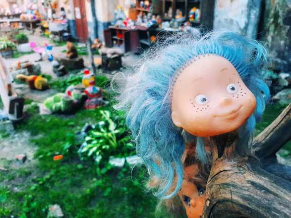 yard of lost toys lviv