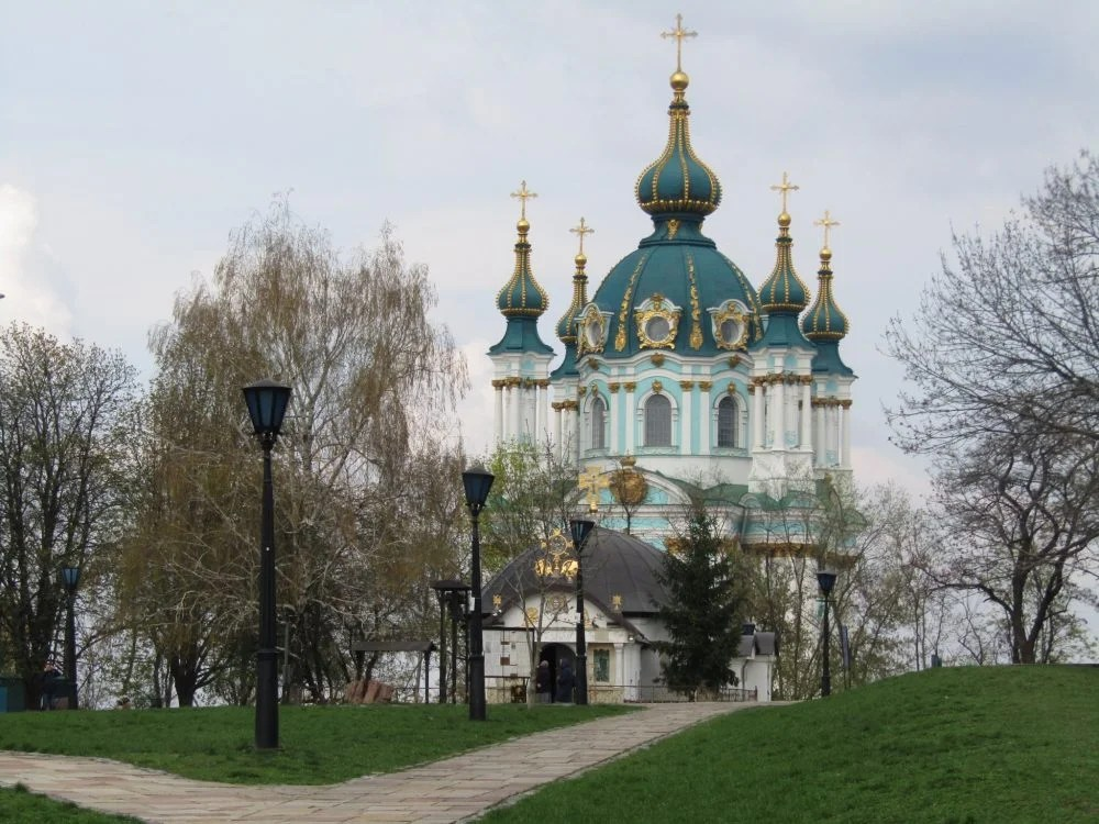 st-andrew-church-kiev
