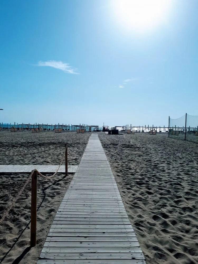 calambrone beach