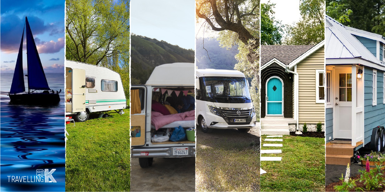 Quiz: Is you dream home a tiny house, boat, caravan, motorhome, van or house?