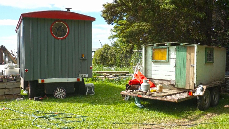 A&P Show   Animals & Original Tiny Houses