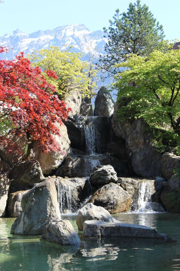 Japanese garden, Interlaken