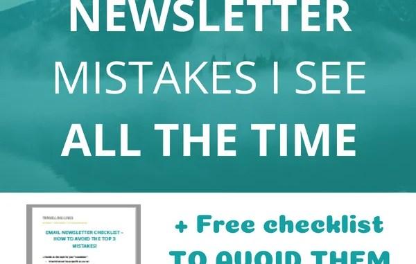Email Mistake Checklist