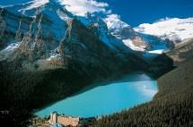 Lake Louise Banff National Park - Travelling Moods