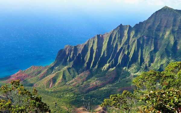 Kalalau Valley Kauai Hawaii