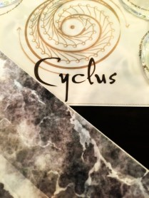 Cyclus Wines at Marble Restaurant