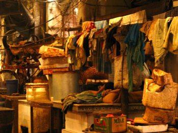 Hogg Market, Backpacking Kolkota