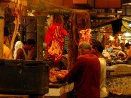 kolkata meat market
