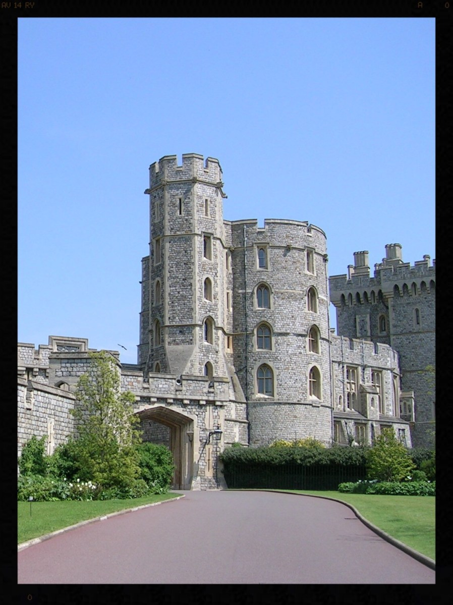 Windsor Castle London Travelling Omnomnivore