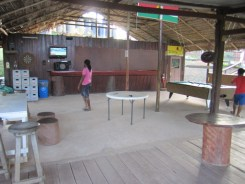 Bar at Site