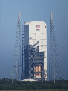 NASA Kennedy Space Center - Orion launch pad