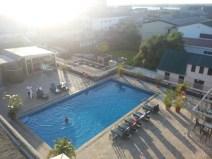 nice pool in Parbo