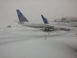 Denver airport - departing