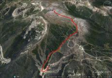 Parsons Bowl ski run