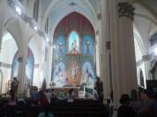 I went to Sunday Mass here