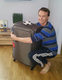 My long lost luggage