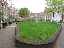 Begijnhof is a quiet hidden Inner Courtyard Garden