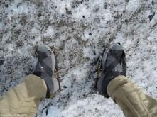 Foot ready