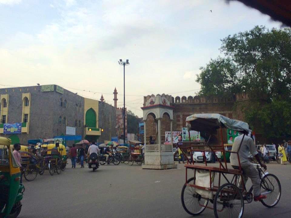 Taxi Scams in Delhi