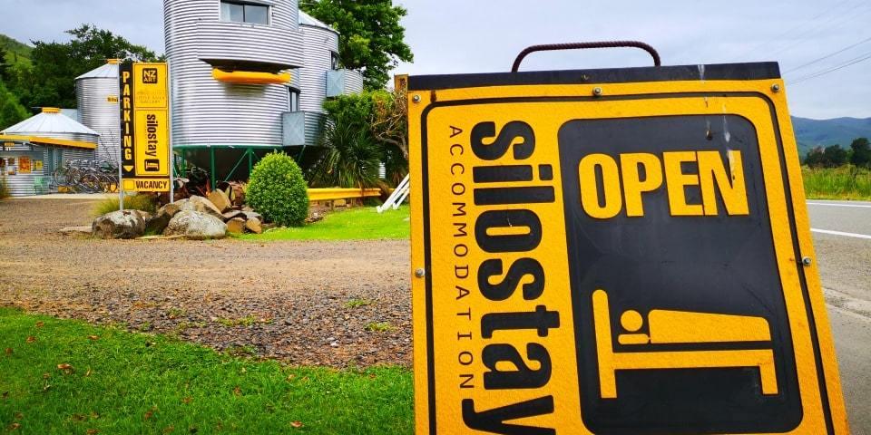 SiloStay, Akaroa, accomodation, Christchurch, New Zealand, South Island, hotels, apartments