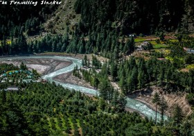 A short walk from Sangla to Rakcham