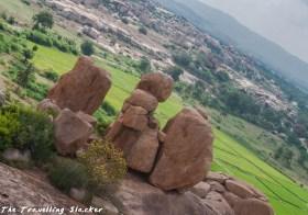 Non monuments of Hampi