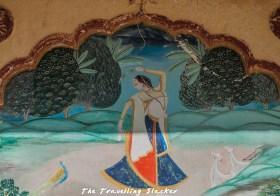 Bundi: 84-Pillared Cenotaph and Sukh Mahal