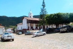 San Sebastian townsite.