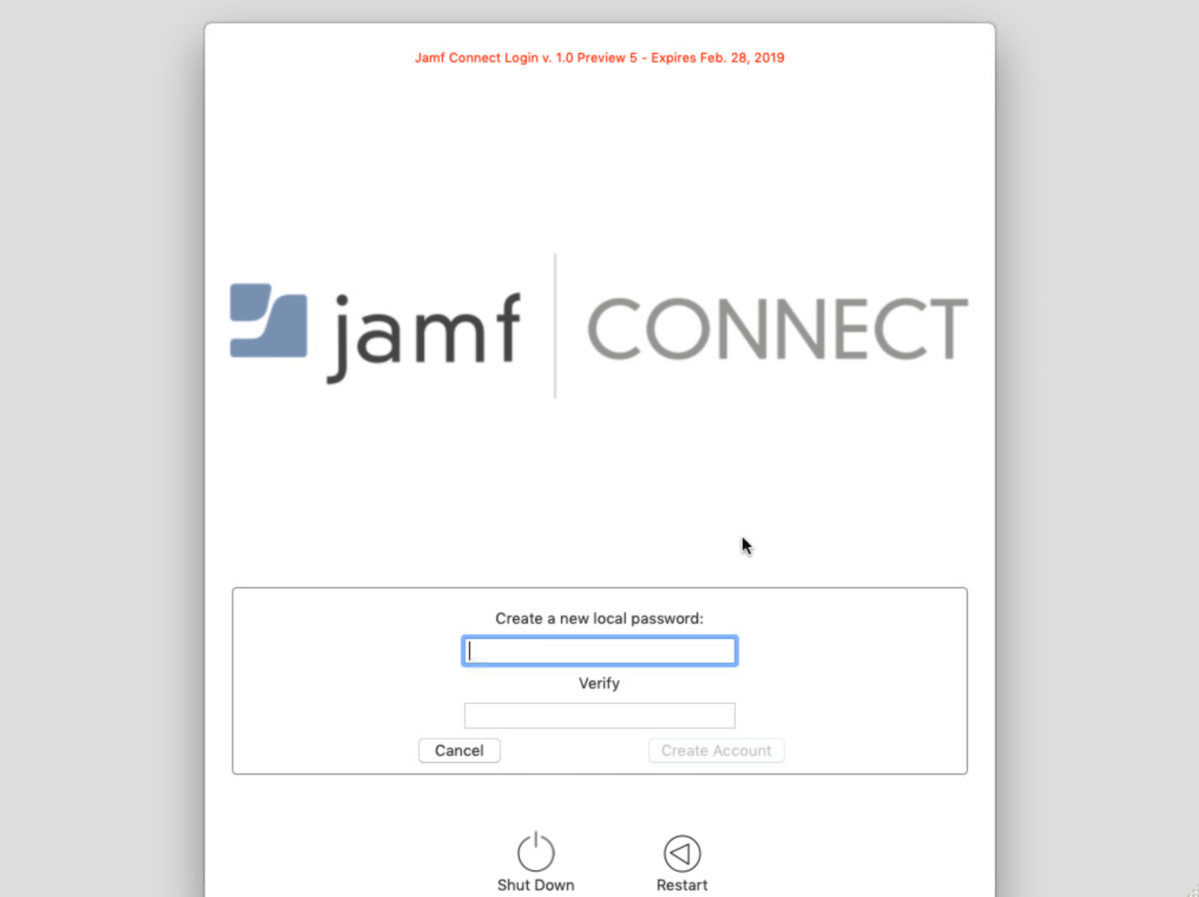 Jamf Connect Login with Azure