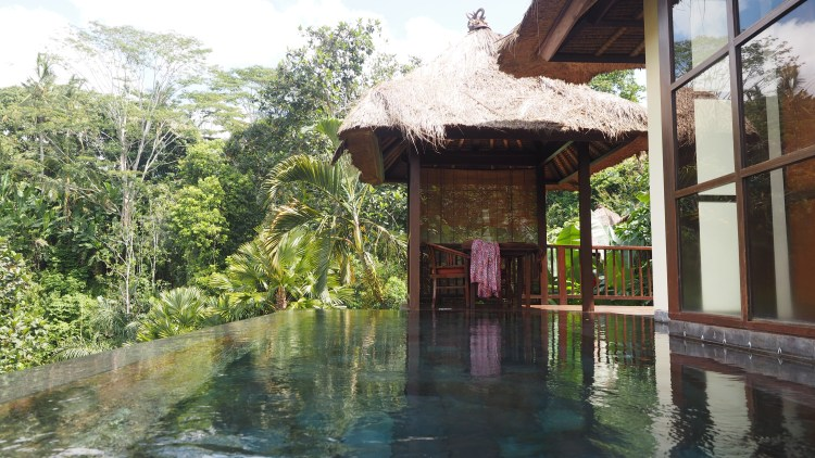 Jungle Relaxation At The Hanging Gardens Of Bali