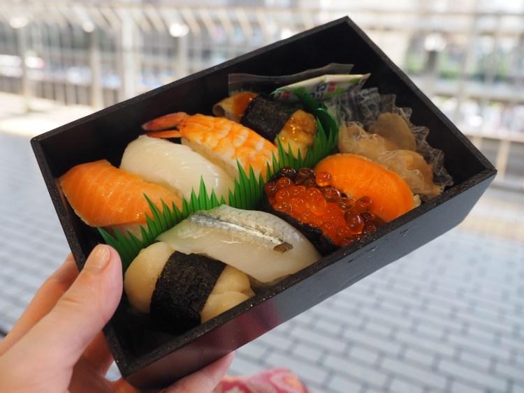 osaka-japan-bento-sushi