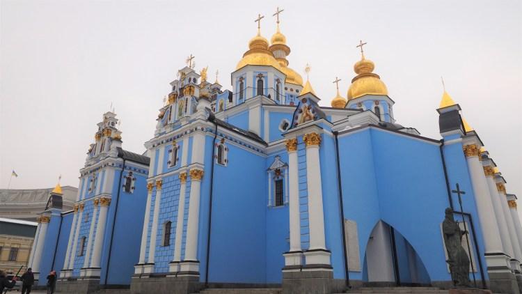 kiev-ukraine-st-michaels-monastery