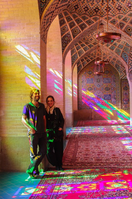 iran-travel-blog-shiraz-nasir-ol-molk-backpacking-solo